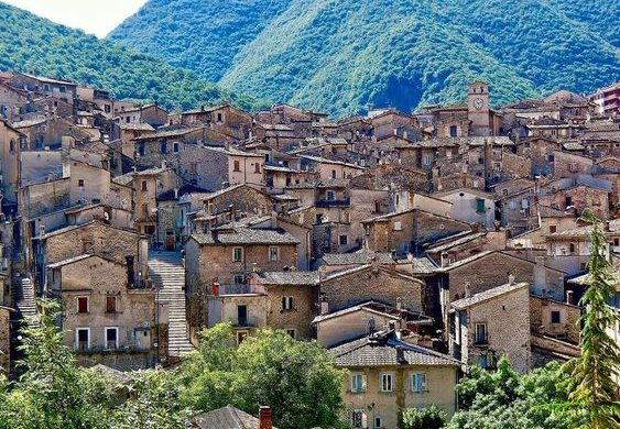 L'America sogna l'Abruzzo
